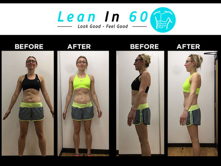 Lean In 60: Renata Weight Loss Journey