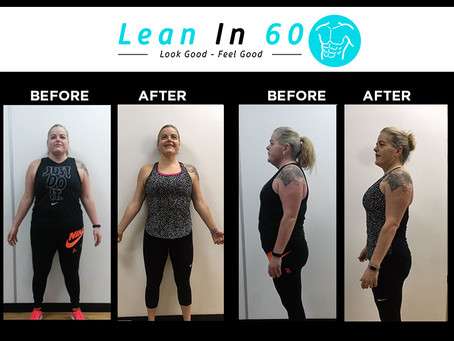 I Lost 2 Stone On Lean In 60