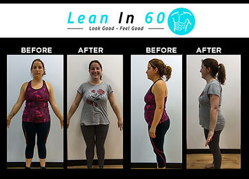 Claudia Lean in 60 Befor and after Weight loss Bognor