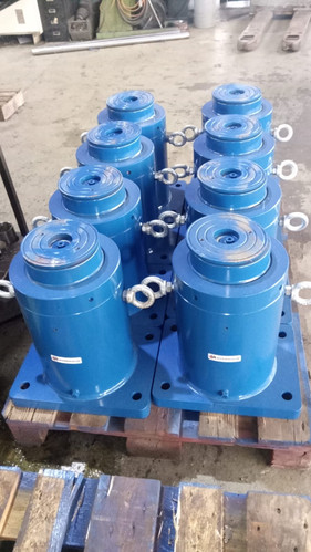 Hydraulikzylinder Sortiment