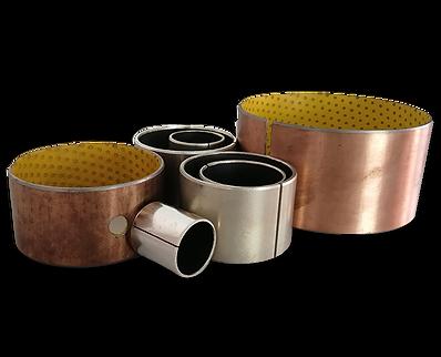 Stahlbuchsen Messingbuchsen Hydraulikers