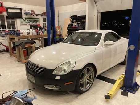 Lexus begins!