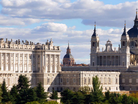 DE MADRID AL CIELO ...