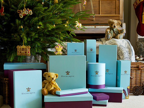 CLARENCE HOUSE  SHOPPING  EXPERIENCE SUNDAY 8TH NOVEMBER 2015