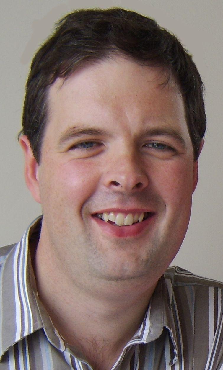 Writer Noel Coughlan