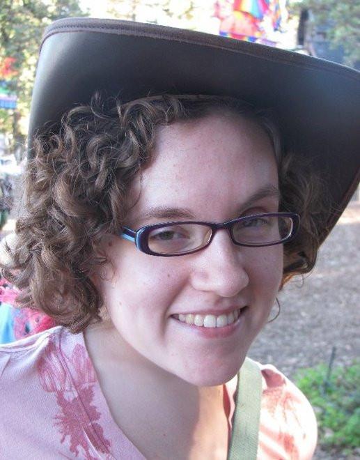 Writer Gretchen Schreiber