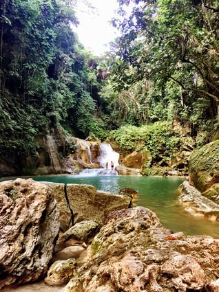 Mag-Aso Falls