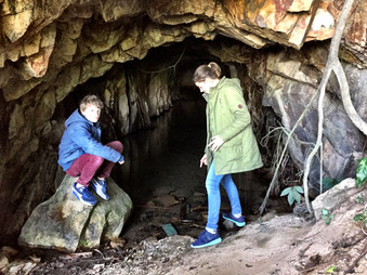 Kamikaze grottos