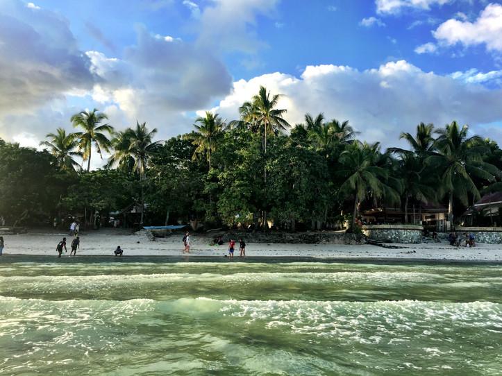 Panlao Island beach