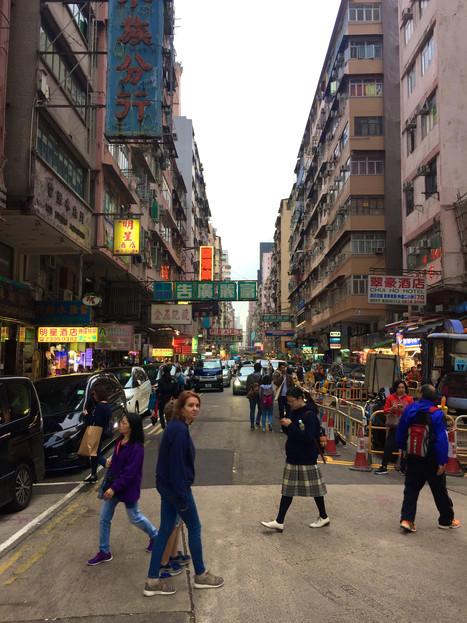 HK Street Life!