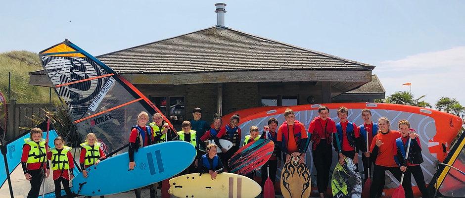 Surf Experience Camp week 1: 6-10 juli 2020