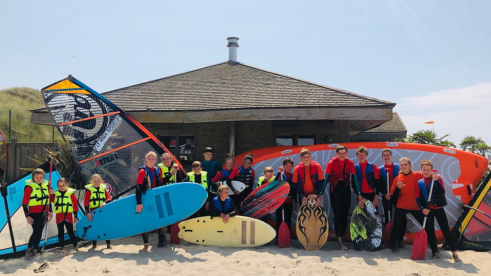 Surf Experience Camp week 4: 27-31 juli 2020