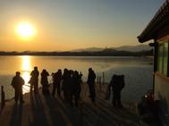 Kunming Lake Sunset