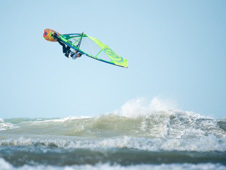 BK Wave Windekind dag 1: Open categorie