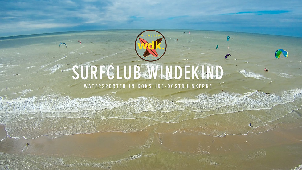 Surfclub Windekind A3 Fotoboek