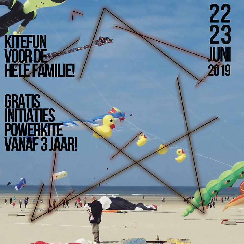 UNWIND Vliegerfestival Oostduinkerke