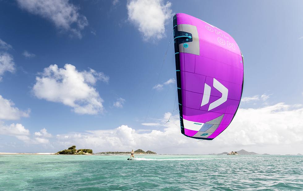 mono duotone kiteboarding union island r