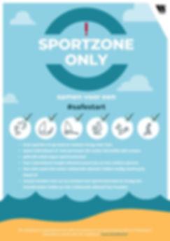Sportzone only safestart affiche WWSV.jp