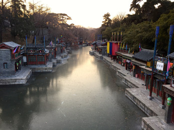 Suzhou Street @ the Summer Palace