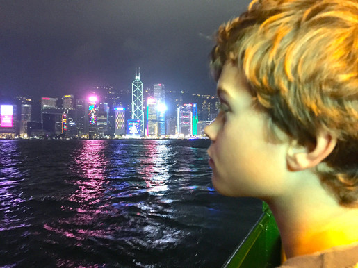 Star Ferry view