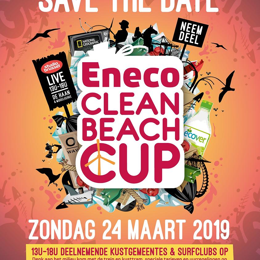 Eneco Clean Beach Cup @ WDK