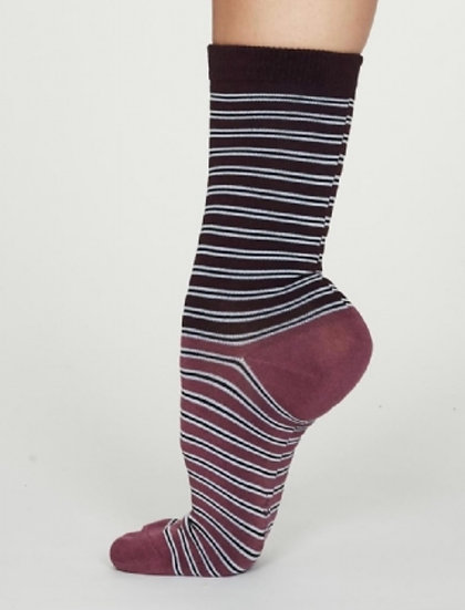 Ladies Thought Isabel Bamboo Socks
