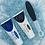 Thumbnail: Large Foot Gift Package(Dermatonics heel balm and Dry Skin Balm