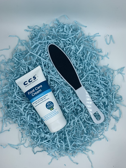 CCS Foot Gift Package