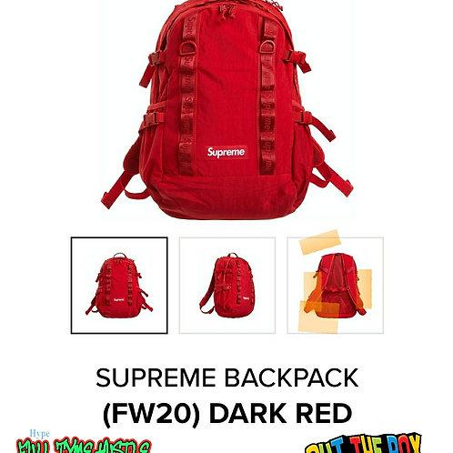 Supreme Backpack FW20