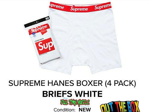 Supreme Hanes Boxer 4pak