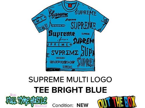 Supreme Multi Logo Tee
