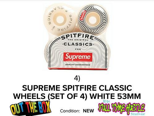 Supreme Spitfire Wheels