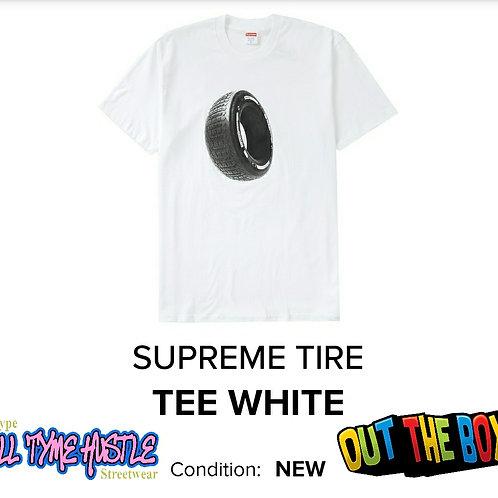Supreme Tire Tee