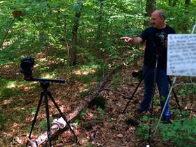 TickEase Tick Tool Kickstarter Video Filmed In Natural Woods Location
