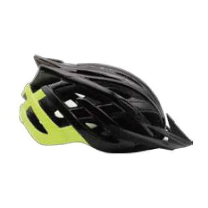 Шлем MTB, KLONK 12016, черно-желтый M/L