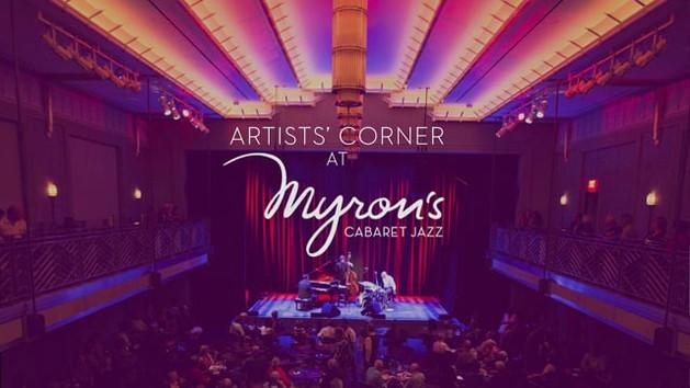 Video for Artists' Corner