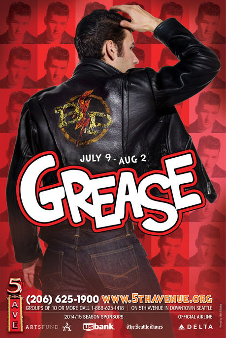Grease - Musical: Icon Poster 1