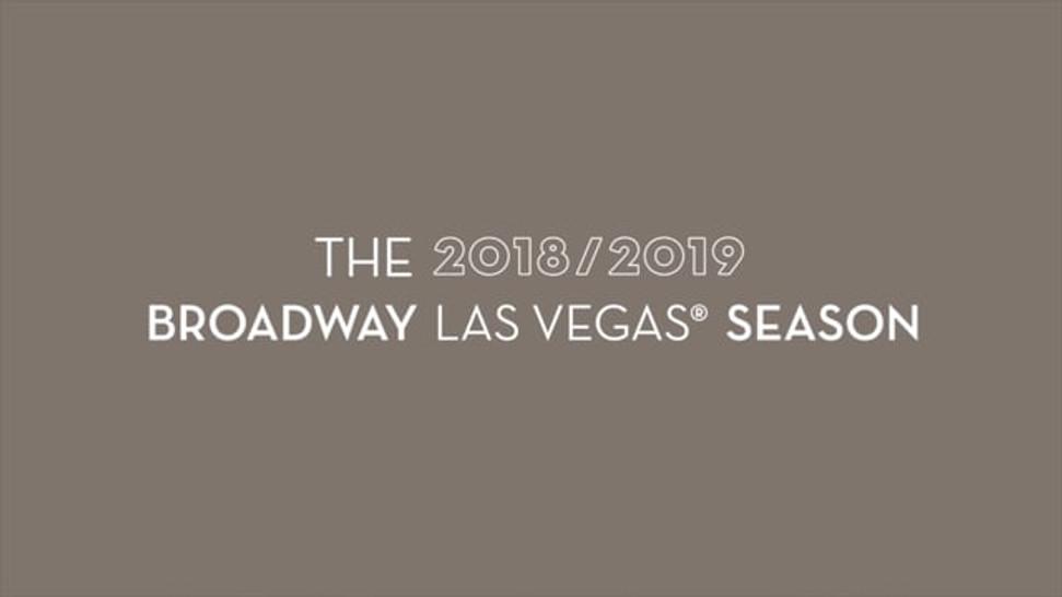 Broadway Las Vegas Sizzle