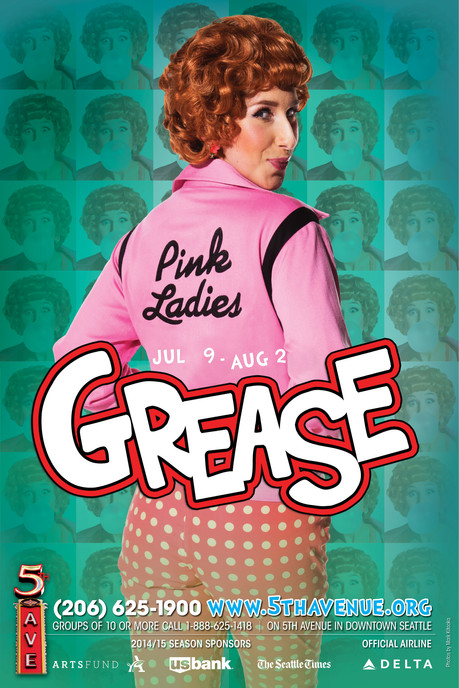 Grease - Musical: Icon Poster 2