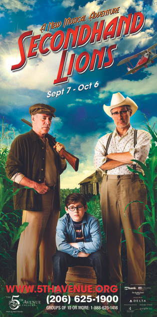 Secondhand Lions - Musical