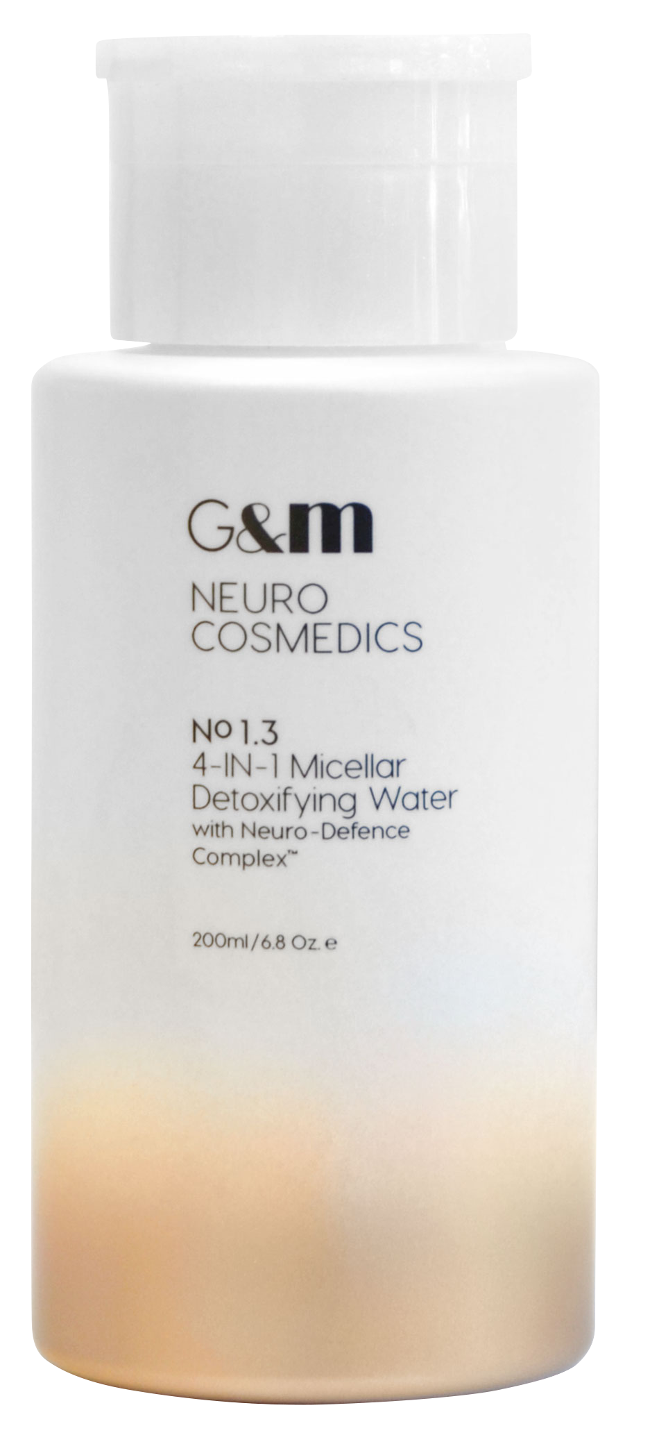 4-IN-1 Micellar Detoxifying Water