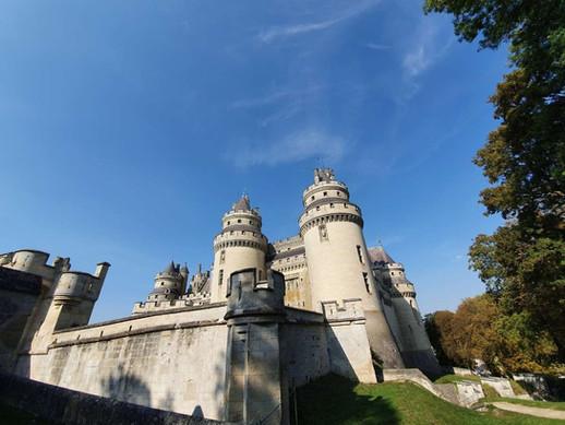 Visiter le château de Pierrefonds