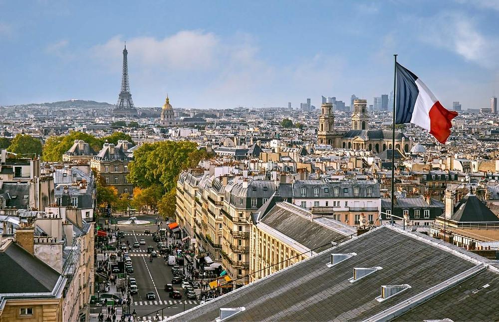 Balades à Paris