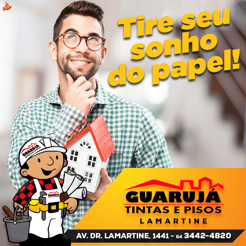 Tire seu sonho do papel - Guarujá