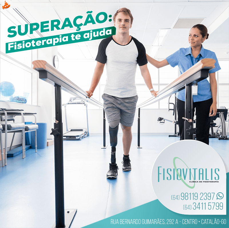 Superação - Fisiovitalis