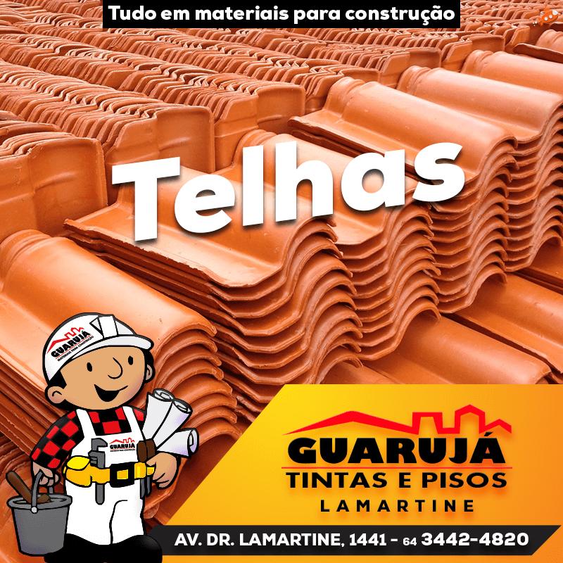 Telhas - Guarujá