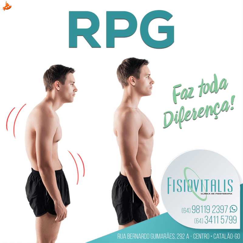 RPG faz diferença - Fisiovitalis