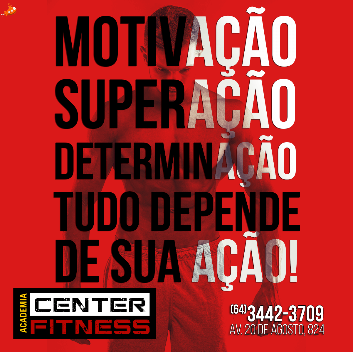 Ação - Center Fitness