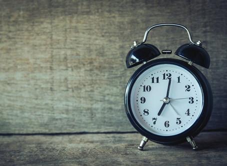 איך להיות בשליטה מלאה על הזמן שלנו?
