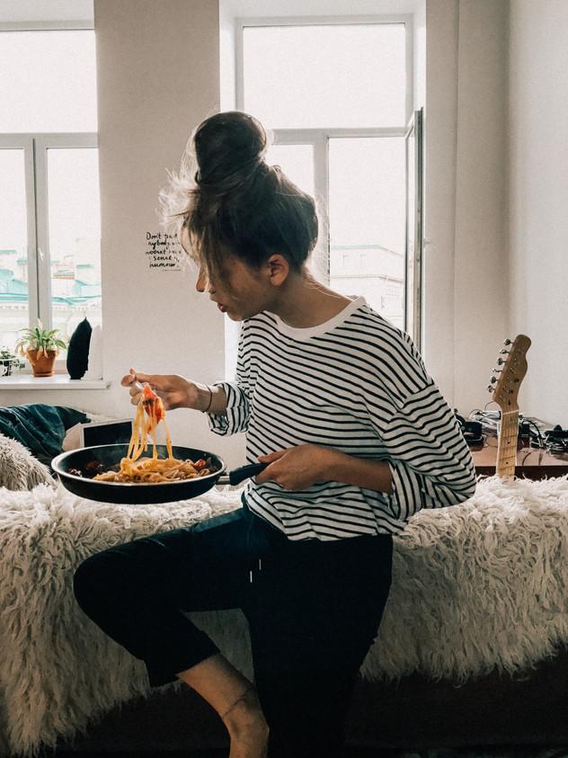 אכילה רגשית ומריבות